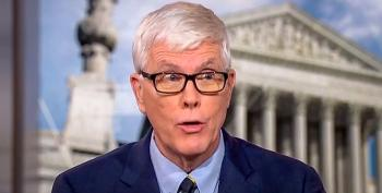 Hugh Hewitt Gets Online Beatdown Over 'Chaos Vote' Threat: 'He Should Have His Ass Whipped'