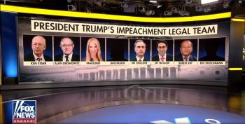 Trump's 'Attorneys' Appeared On Fox Over 350 Times In 2019