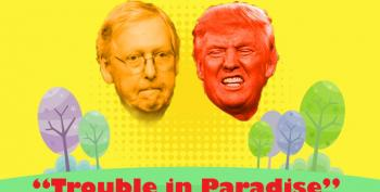 Republicans In Disarray!  Trump Vs. McConnell Edition