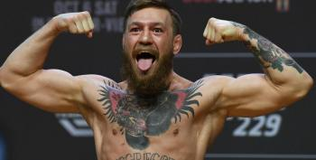 Conor McGregor Calls Trump Possibly Greatest President Of All Time