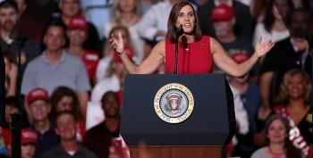 Martha McSally Pleads For Outside Groups To Save Her