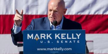 Mark Kelly Far Outdistancing Martha McSally In Fundraising