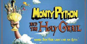 Monty Python Predicted Q-Anon 'Logic'