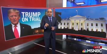 Ali Velshi Reminds Republicans This Impeachment Trial Is Bigger Than Saving Their Senate Seats
