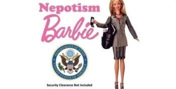Why 'Nepotism Barbie' Is Trending On Twitter