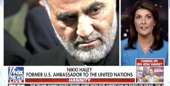 Nikki Haley: 'Democrat' Leadership, 2020 Dems Are The Only Ones Mourning Soleimani Death