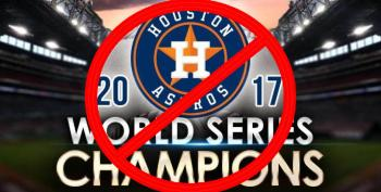 The Houston Astros Should Be Stripped Of The 2017 World Series Title