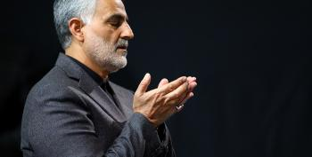 Iranian Military Leader Qasem Soleimani Assassinated On Trump's Orders