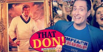 Randy Rainbow Takes On 'That Don'