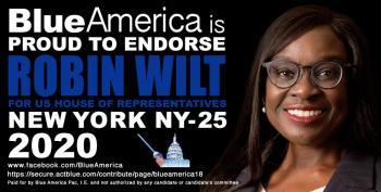 Robin Wilt For Congress (NY-25)