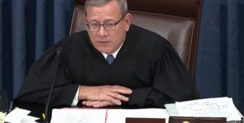 Chief Justice Roberts Indulges Lying, But Draws The Line At Naming The Liar