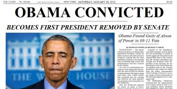 A Look Back At The Impeachment And Conviction Of Barack Obama
