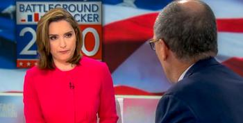 After Softball Ivanka Interview, Margaret Brennan Grills Democratic Chairman Over Lack Of 'Diversity'