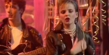 C&L's Late Nite Music Club With Altered Images