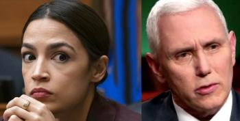 Alexandria Ocasio-Cortez Bashes Pence As Coronavirus Czar: 'Literally Does Not Believe In Science'