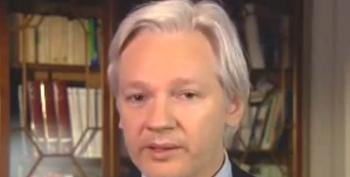 Assange Claims He Was Promised A Pardon To Lie About Russia/DNC Hack