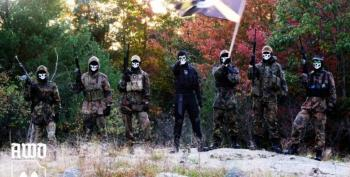 FBI Busts Atomwaffen Domestic Terrorists Around The Country