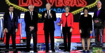 Nevada Democratic Debate Open Thread