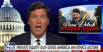 Lily-Livered Sycophant Tucker Carlson Rips Romney For 'Moral Preening'