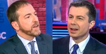 Chuck Todd Tries And Fails To Make Pete Buttigieg Blame Obama For 'The Rise Of Trump'