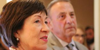 'Paul LePage Is Back!' 'Moderate' Susan Collins Goes Full Republican