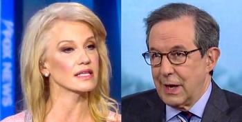 Kellyanne Conway Whines To Chris Wallace: Trump Is Victim Of 'Two-Tier Justice System'