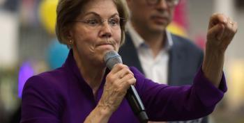 NBC News/Wall Street Journal Erase Elizabeth Warren In Their New National Poll