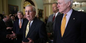 Senate Republicans Were On Trial. They Chose To Betray America