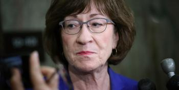 Susan Collins Gets $1.5mil In Help From Shadowy Hawaiian 'Company'