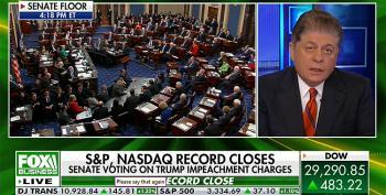 Judge Napolitano: Trump Was Guilty As Sin