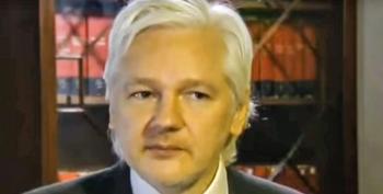 Assange: Pardon Fell Through, So Trump Tried Extortion