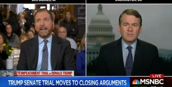 Chuck Todd Suggests 'Empathy' With GOP For Enabling Trump