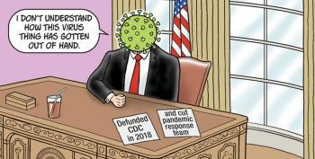 Moron-a-virus