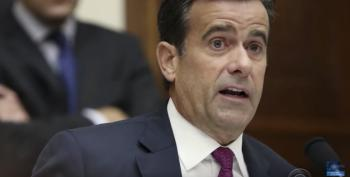 Deja Vu: Trump Nominates John Ratcliffe For Head Of DNI — Again