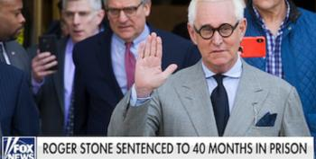 Fox Distorts Objections To Barr Over Roger Stone Sentencing