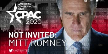 Meanie Matt Schlapp Disinvites Mitt Romney From CPAC Via Tweet