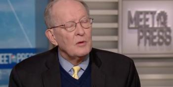 Lamar Alexander Shrugs Off His Oath Of Office