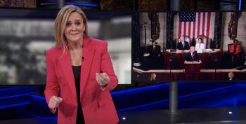 Samantha Bee Has Thoughts On The State Of Our Union