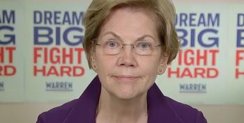 Elizabeth Warren Scorches Bloomberg's Red Lining Defense