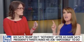 Meltdown On Fox News: 'You Want People Thrown In Jail Because They Like Donald Trump!'