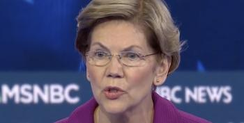 Warren Goes After The 'Billionaire Who Calls Women Fat Broads And Horse-faced Lesbians'
