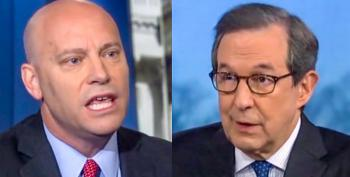 Chris Wallace Busts Marc Short On Russian Attacks: 'You Can't Say It Didn't Happen And Then Say They Leaked It'