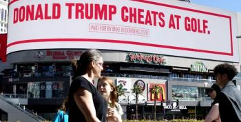 Bloomberg Trolls Trump With Giant Billboard On Vegas Strip