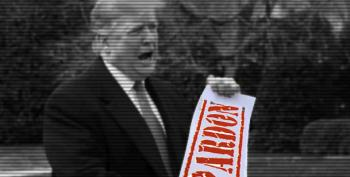 Drain The Swamp? Trump Pardons FOUR High-Profile Convicts