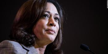 Kamala Harris Endorses Joe Biden UPDATED
