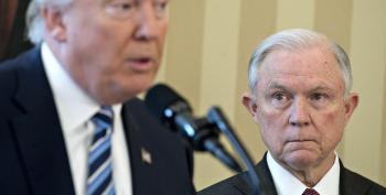 Trump Endorses Jeff Sessions' Opponent In Alabama Senate Race