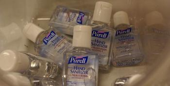These Moronic Grifters Are Stuck With 17,000 Bottles Of Hand Sanitizer