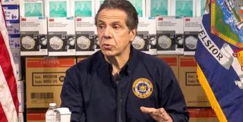 Andrew Cuomo Demands HHS Release 20K Stockpiled Ventilators