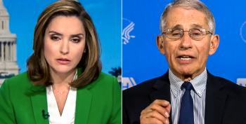 Dr. Fauci Explains Why 'Hopeful Layperson' Donald Trump Spreads Dangerous Misinformation