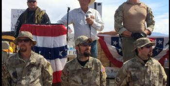 'Patriot' Paranoia: Right-Wing Militiamen Push Back Against Social Distancing Measures